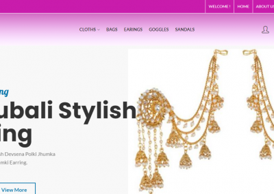 Fashionparadisenepal.com- E commerce Website