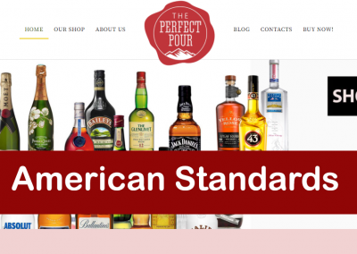 Perfect Pour Liquor – Branded Liquors in America.