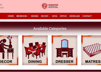 www.jfcjanakpurdham.com.np- E commerce Website